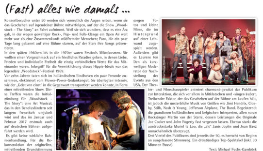 """Begeisternd"" – Good Times Magazine (DE), Press Review"