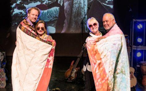 Bobbi Nick Ercoline Woodstock the Story premiere