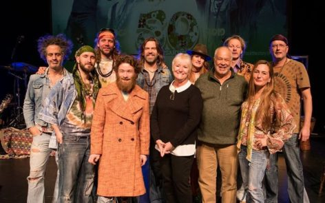 Woodstock the Story and Bobbi & Nick Ercoline