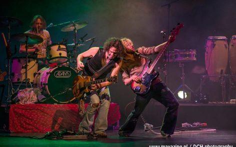 Press Review Woodstock the Story (Maxazine)