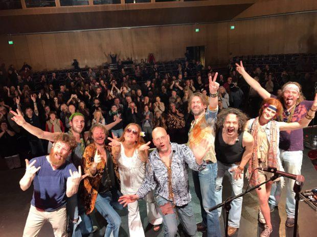 Photo Woodstock the Story Fürth 19-1-2017