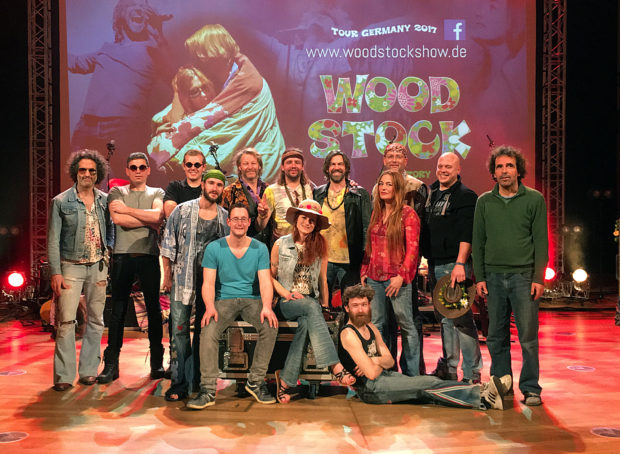 Team Woodstock the Story Germany Luxembourg 2017