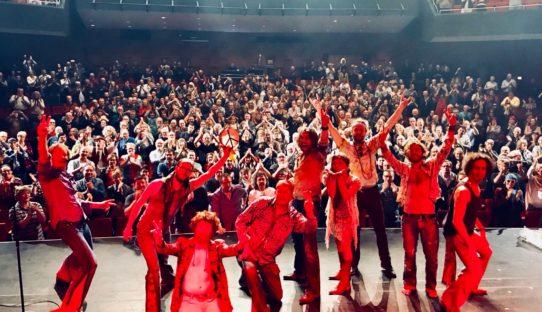 Hannover, Theater am Aegi, 10. März